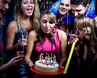 Party kellék